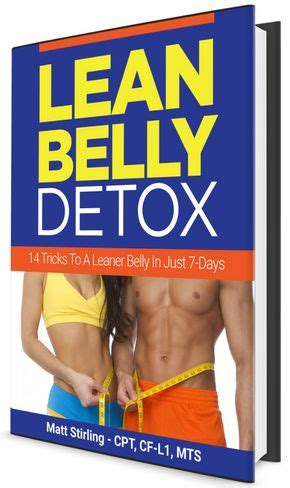 @ What Are Lean Belly Detox Tricks  Lean Belly Detox .