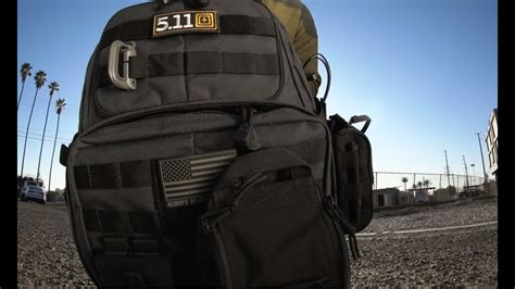 What Is Molle And How Do You Use It? 5.11 Tactical - Youtube.