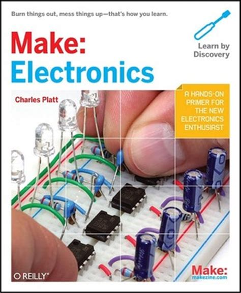 What Is A Good Book For Basic Electronics? Electronics Forum.