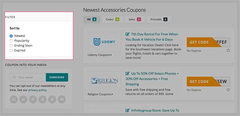 Whats New In Coupon Wp V1.2.6 – Famethemes.