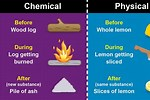 What Is the Difference Between a Physical and Chemcal Change