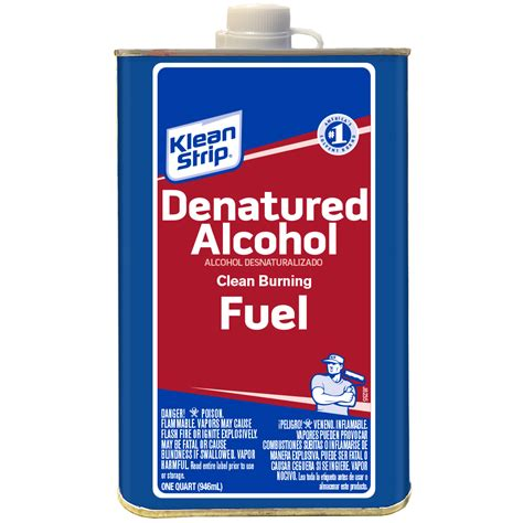 Where Can I Buy Denatured Alcohol