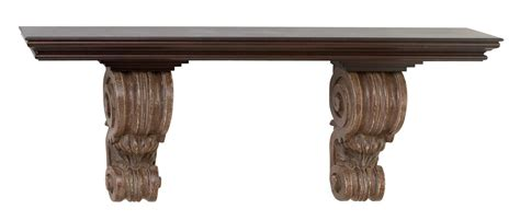 Where To Buy Decorative Wood Polystone Corbel Shelf .