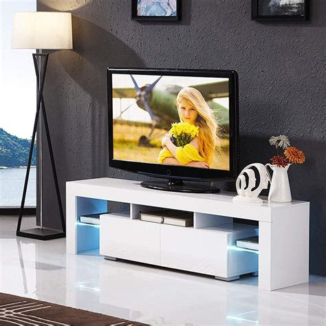 White TV And Media Furniture