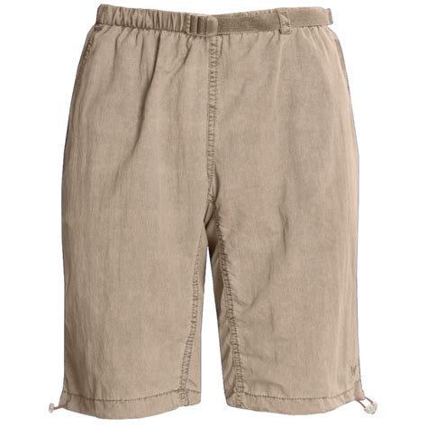White Sierra Shorts Women