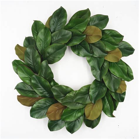 Wholesale Magnolia Wreath Suppliers  Manufacturers - Alibaba.