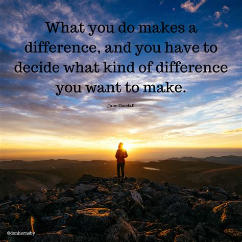 @ Why Do You Need To Make A Difference - Leadership .