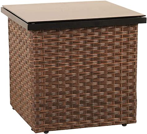Wicker End Tables Amazon