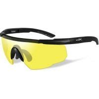 Wiley X Saber Advanced Eyeshields Tactical Sunglasses .