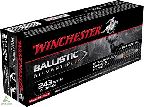 Winchester Powder At Ballistic Products Inc .