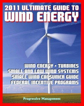 [click]wind Power Ebook  The Complete Consumers Guide.