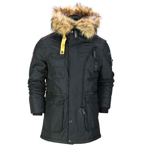 Winter Outerwear for Men