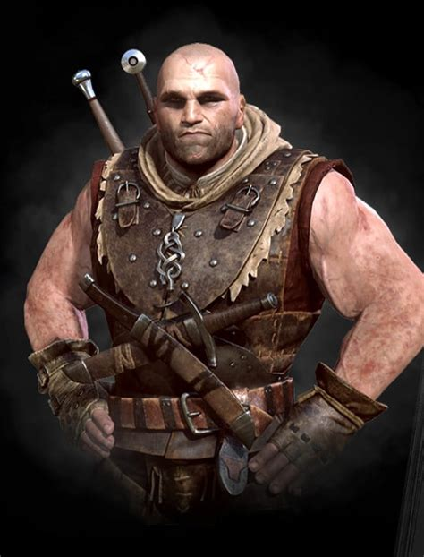 Witcher 2 Letho