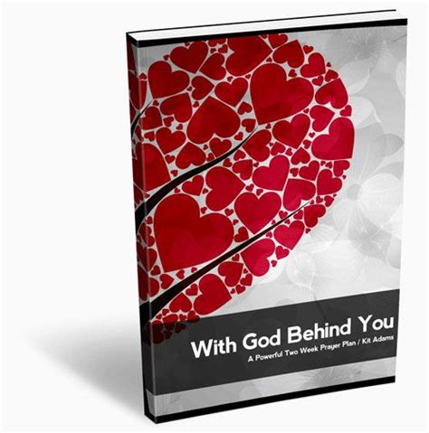 [pdf] With God Behind You - A Book Of Prayers To Get Your Ex .