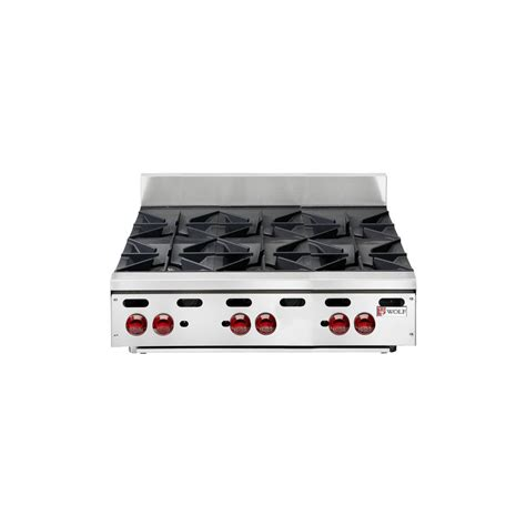 Wolf Ahp636-Nat Achiever Natural Gas 36 6 Burner .