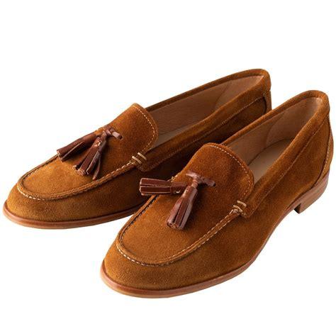 Women's Suede Tassel Loafers