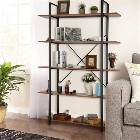 Wood Book Shelving Units