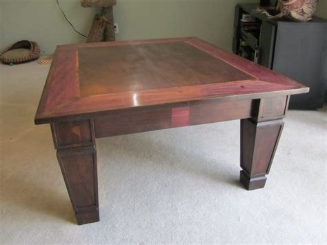 Wood Coffee Table Kits
