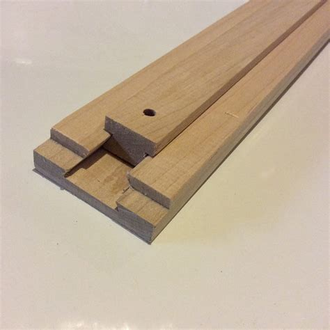Wood Drawer Slides