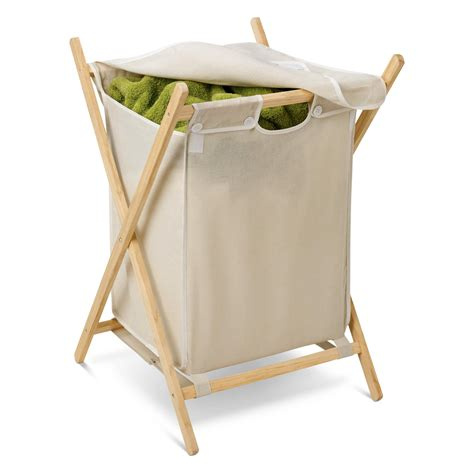 Wood Laundry Hampers  Hayneedle.