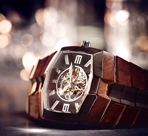 Wood Watches By Jord - Luxury Hand-Crafted All-Natural Wooden.