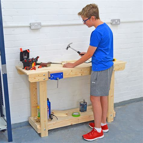 Wood Workbenches Pictures