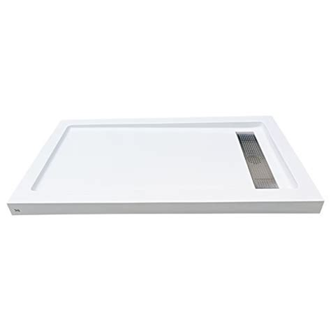 Woodbridge Sbr6032s Reversible Acrylic Shower Base With .