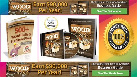[pdf] Woodprofits  How To Start A Profitable Woodworking .