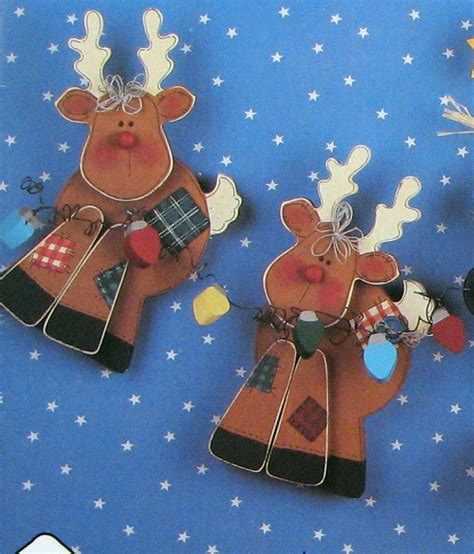 Wooden Christmas Crafts Patterns