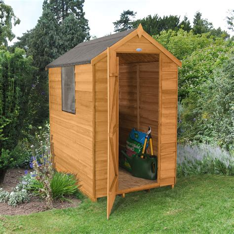 Wooden Garden Shed 6X4