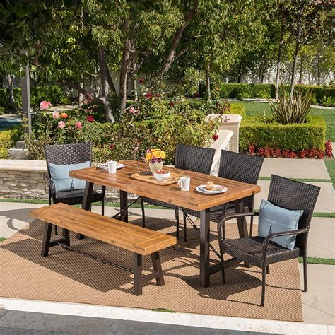 Wooden Patio Furniture Clearance