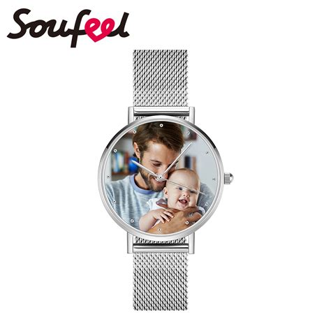 Wooden Photo Watch - Watches - Soufeel.
