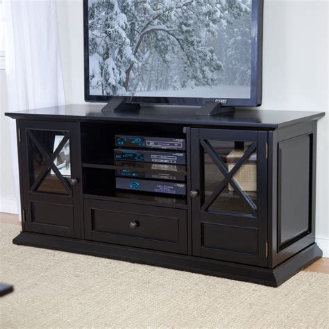 Wooden TV Stands For A 55 Inch TV