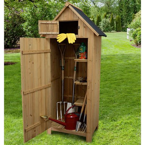 Wooden Tool Sheds