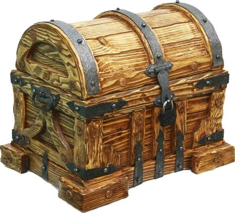 @ Woodworkers Treasure Chest.