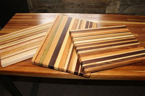 Woodworking Cutting Board Video