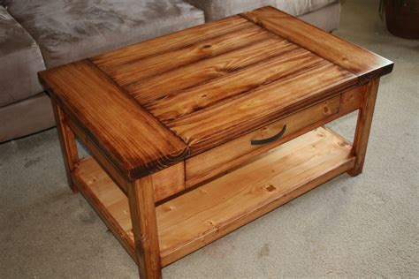 Woodworking Projects Coffee Table