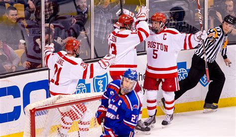 Work Out Like: The Boston University Hockey Team.