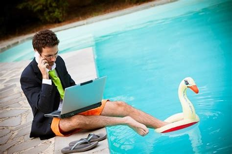 Working During Your Vacation