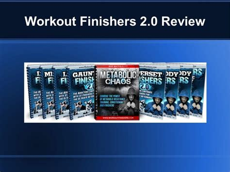 [click]workout Finishers Review.