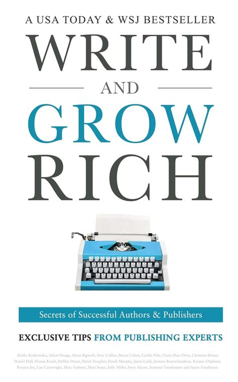 [pdf] Write And Grow Rich Secrets Of Successful Authors And .
