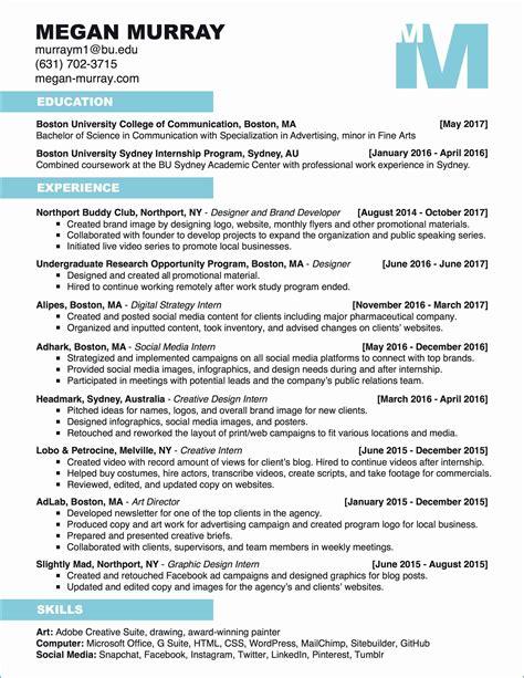 writing perfect resume