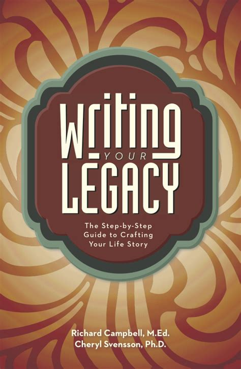[click]writing Your Legacy - Legacyconnect.