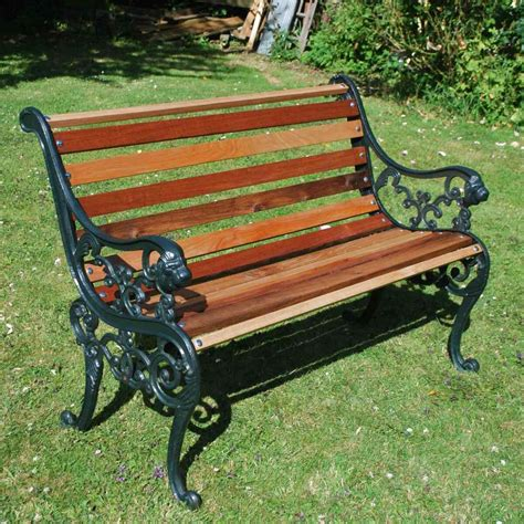 Wrought Iron Garden Benches For Sale