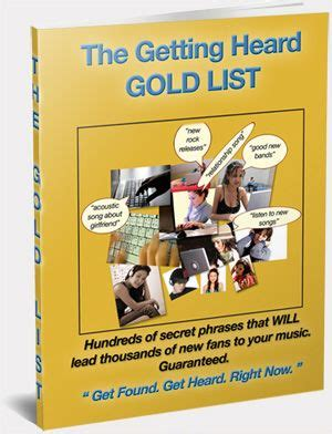 [click]www Musician   S Blueprint To Getting Heard   Bestselling .