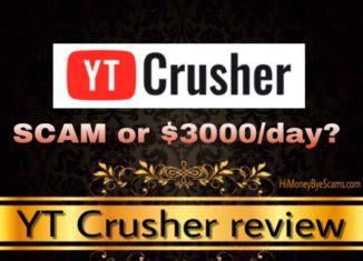 @ Yt Crusher Review - Old Scam Returns Ugly Truths Here .