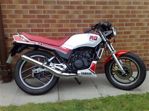 Yamaha RD 125 LC