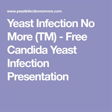 [pdf] Yeast Infection No More Tm - Free Candida Yeast .