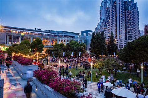Yerba Buena Gardens San Francisco CA