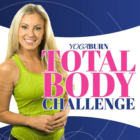 Yoga Burn Total Body Challenge.